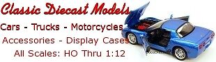 Classic Diecast Models Collectibles