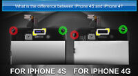 Differences Between iPhone 4/ 4S LCD Digitizer Assembly