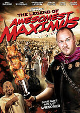 National Lampoon's The Legend of Awesomest Maximus (DVD, 2012)