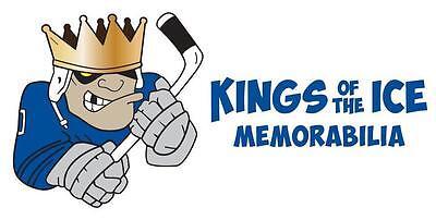 Kings Of The Ice Sports Memorabilia