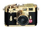 Minox DCC 5.1 Gold Edition 5.1 MP Digital Camera - Gold