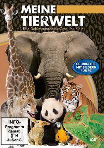 Meine Tierwelt    (DVD)  Neuware