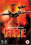 Fire (DVD, 2008) New & Sealed
