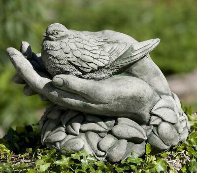 Passende vogelfiguren f r die gartendeko finden ebay for Suche gartendeko