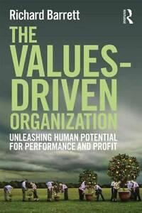 The Values-Driven Organization, Good, Barrett, Richard, Book