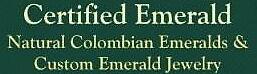 Certified Emerald Jewelry Fine Gems