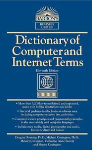 Downing, Douglas/ Covington...-Dictionary Of Computer And Internet Term BOOK NEW