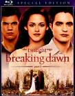 The Twilight Saga: Breaking Dawn Part 1 Blu-ray: A (Americas, Southeast Asia...) DVDs & Blu-ray Discs