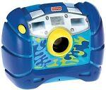 Mattel Fisher Price Kid-Tough M8071 1.3 MP Digital Camera - Blue