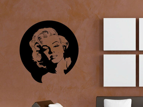 Celebrity Wall Decals