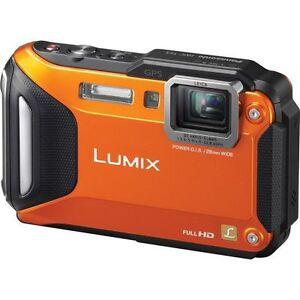 Panasonic LUMIX DMC-TS5 / DMC-FT5 16.1 M...