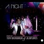 A  Night to Remember [Digipak] by Tony Okungbowa (CD, May-2012, 2 Discs, Last Gang) : Tony Okungbowa (CD, 2012)