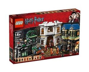 LEGO Harry Potter Diagon Alley (#10217)