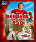 Gulliver's Travels (Blu-ray/DVD, 2011, 4-Disc Set, Includes Digital Copy; 3D)