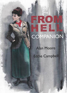 From Hell Companion, The,Eddie Campbell, Alan Moore,New Book mon0000063845
