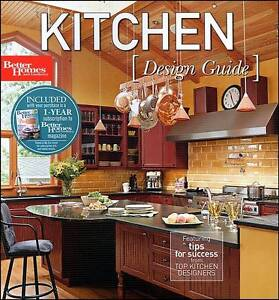Kitchen Design Guide (Better Homes & Gardens Decorating)-ExLibrary