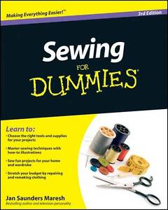 Sewing-for-Dummies-3rd-Edition-by-Jan-Saunders-Maresh-Paperback-2010