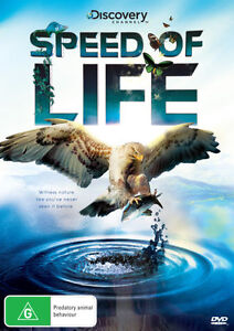 Speed Of Life (DVD, 2012) New & Sealed