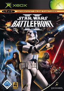 Microsoft Xbox Star Wars Battlefront 2 - Deutschland - Microsoft Xbox Star Wars Battlefront 2 - Deutschland