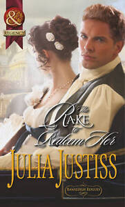 Justiss, Julia, The Rake to Redeem Her (Ransleigh Rogues, Book 2) (Mills & Boon