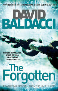 The Forgotten Baldacci David  Hardcover Book  Acceptable  9780230749283 - <span itemprop=availableAtOrFrom>Leicester, United Kingdom</span> - Returns accepted Most purchases from business sellers are protected by the Consumer Contract Regulations 2013 which give you the right to cancel the purchase within 14 days after the da - Leicester, United Kingdom