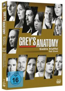 Grey's Anatomy - Staffel 7.2 (2011) Serie DVD