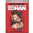 You Don't Mess With The Zohan (DVD, 2008, Rated Single Disc Version)