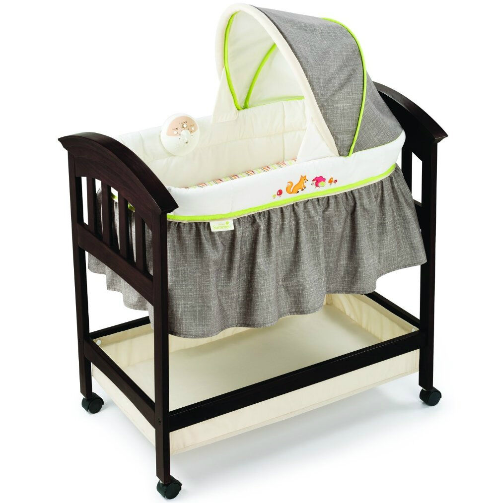 Top 10 cradles and bassinets of 2013 ebay for Baby bassinet