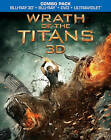 Wrath of the Titans (Blu-ray/DVD, 2012, 2-Disc Set, Includes Digital Copy; UltraViolet; 3D/2D)