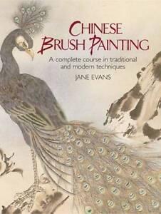 Chinese Brush Painting (Dover Art Instruction), Evans, Jane, New Book