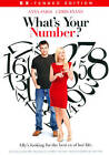 What's Your Number? (DVD, 2012) (DVD, 2012)