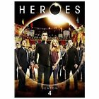 Heroes: Season 4 (DVD, 2010, 5-Disc Set) (DVD, 2010)