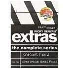 Extras: Seasons 1 & 2 Giftset (DVD, 2008, 5-Disc Set)