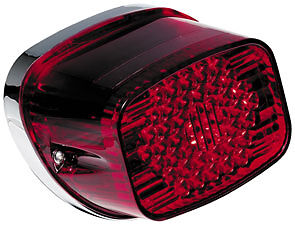 Motorcycle LED Tail Light Buying Guide