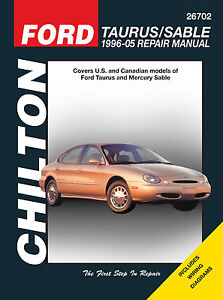 Chilton Books 26702 Repair Manual
