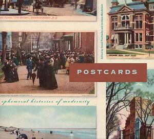Postcards, Assoc Professor David Prochaska