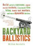 Backyard Ballistics, William Gurstelle, 1556523750