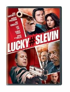 Lucky # Slevin (DVD, 2006, Full Frame Ed...