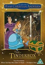 The Tinderbox [DVD], Very Good DVD, , Hans Christian Andersen