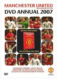 Manchester United: Annual 2007 [DVD], Good DVD, ,