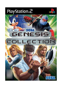 Sega Genesis Collection (Sony PlayStatio...