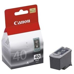 PG-40 (0615B002) Black Ink Cartridge