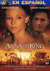 Anna and the King (DVD, 2003, Spanish Dubbed)