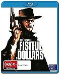 A Fistful Of Dollars : NEW Blu-Ray