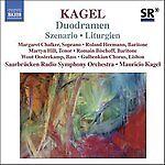 Duodramen (Kagel, Saarbrucken Rso) CD NEW