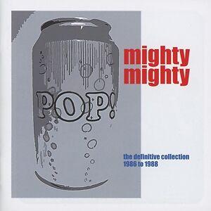 Pop Can-Definite Collection 1986-1988 von Mighty Mighty (2013), Neu OVP, 2 CD