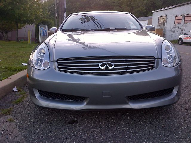 no reserve 2006 infiniti g35 coupe 6 speed manual transmission used infiniti g35 for sale in. Black Bedroom Furniture Sets. Home Design Ideas