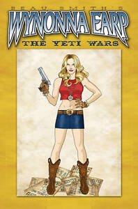 Wynona-Earp-The-Yeti-Wars-by-Beau-Smith-Paperback-2010