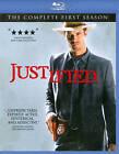 Justified (2010 TV series) Blu-ray Discs