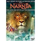 The Chronicles of Narnia: The Lion, The Witch, and the Wardrobe (DVD, 2006, English, French, Spanish DVD Widescreen)
